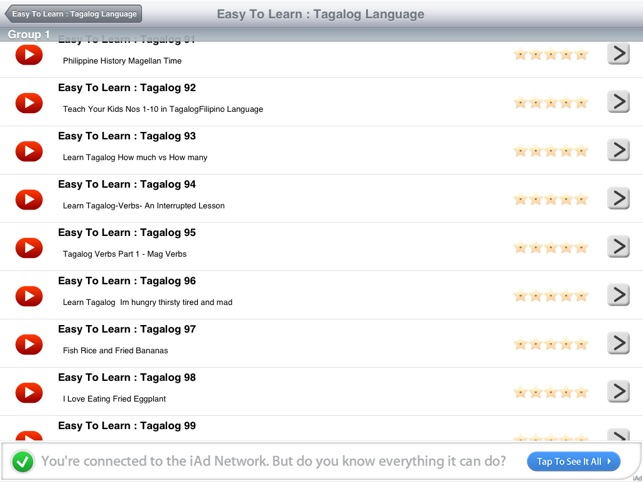 Easy to learn tagalog language on the app store easy to learn tagalog language on the app store m4hsunfo