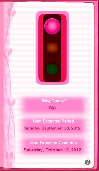 Screenshot for Maybe Baby 2016 Lite - Fertility / Ovulation Diary, Period Tracker, Menstrual Calendar, Pregnancy & Gender Predictor in Denmark App Store