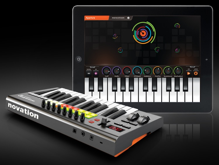 Novation Launchkey screenshot-3