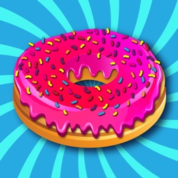 Donut Maker Cooking Game