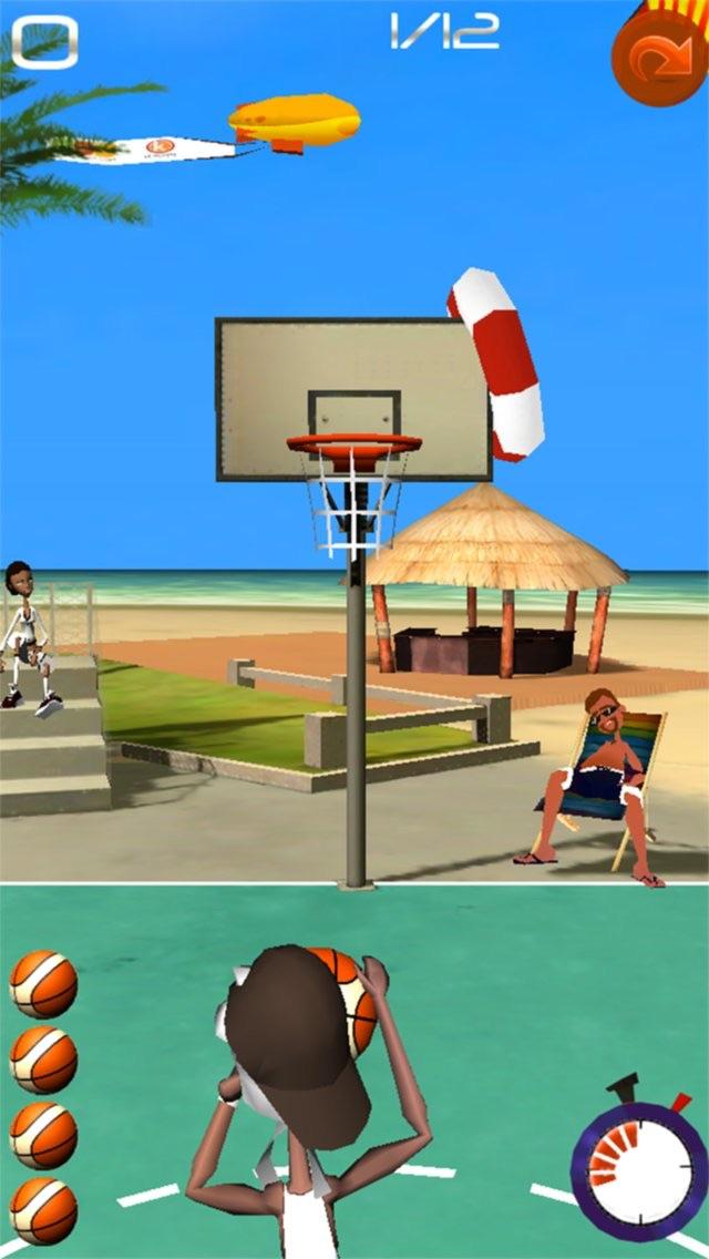 Basketball Shooting Starsのおすすめ画像2