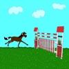 Horse Jump - Running, Sprinting Fun!