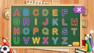 ABCs 叢林系列學寫字母學前教育iPhone版屏幕截圖3