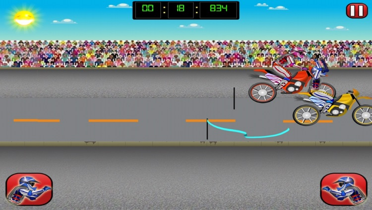 Speed Biking - Crazy Skills Needed screenshot-3