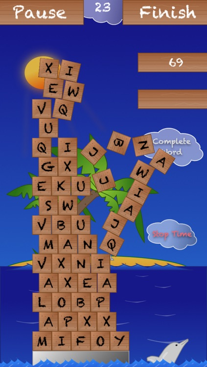 Tower of Words screenshot-0