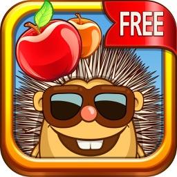 Hedgehog – Lost apples