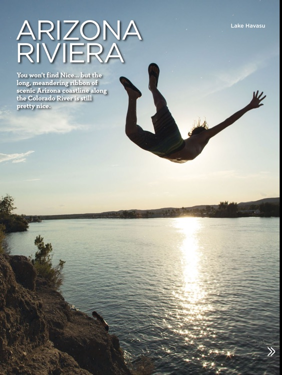 Phoenix Magazine 2014 Arizona Travel Guide screenshot-0
