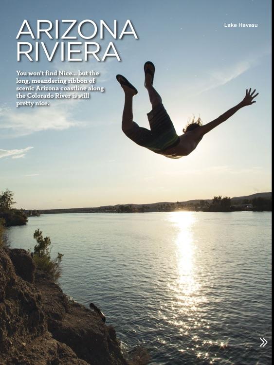 Phoenix Magazine 2014 Arizona Travel Guide