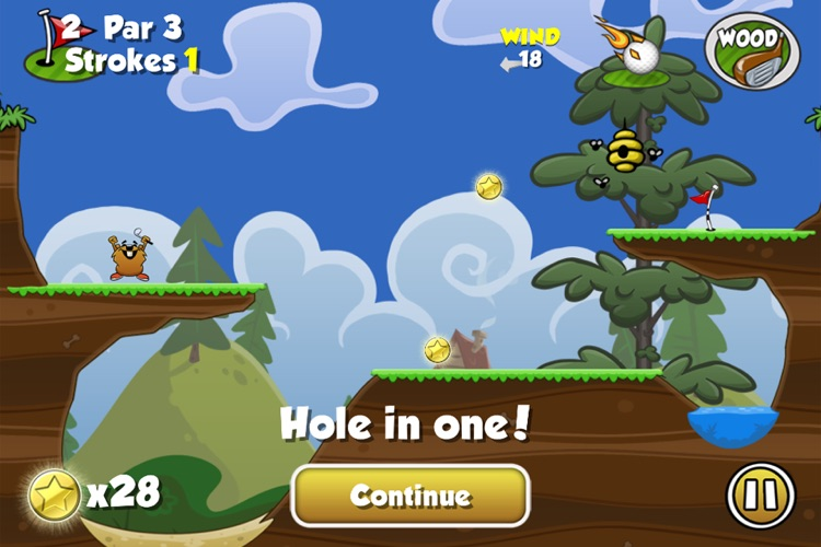 Angry Gophers screenshot-1