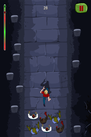 Zombie Monsters Night - Top Best Endless Free Chase Run Game screenshot two