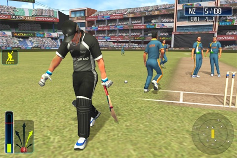 Cricket WorldCup Fever screenshot-3