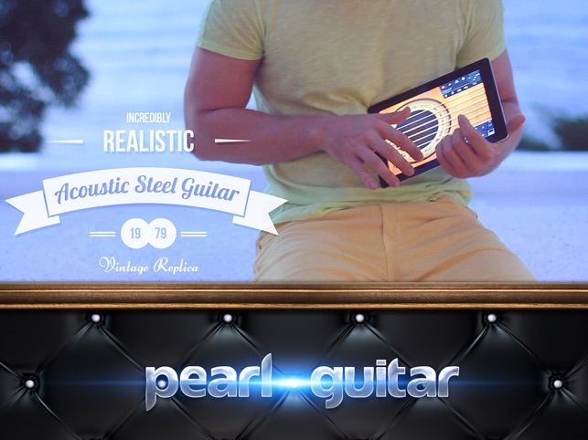 Pearl Guitar Screenshot