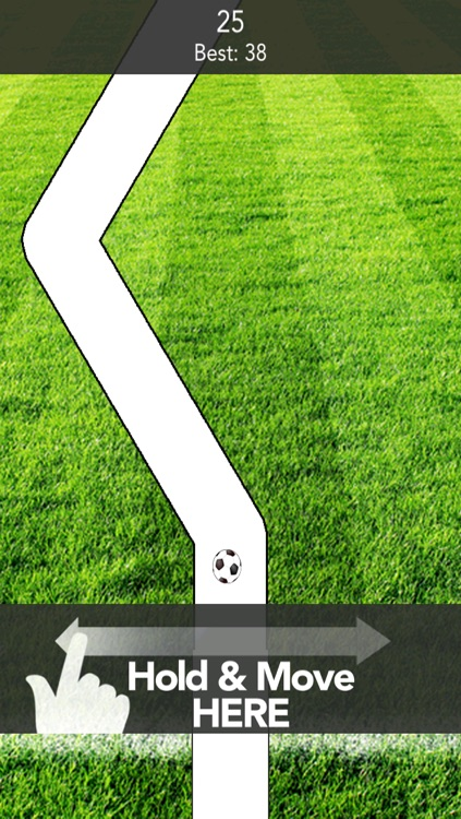 Stay in Line – White Lines Soccer Edition screenshot-4