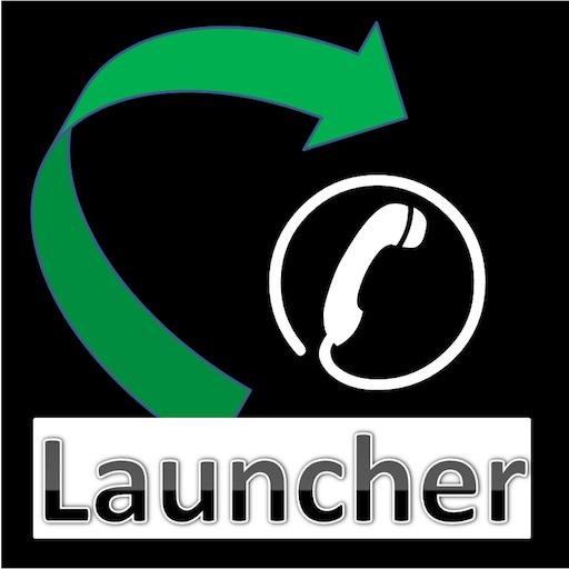 Простой Телефон Launcher (launch FaceTime,iMessage,etc.)