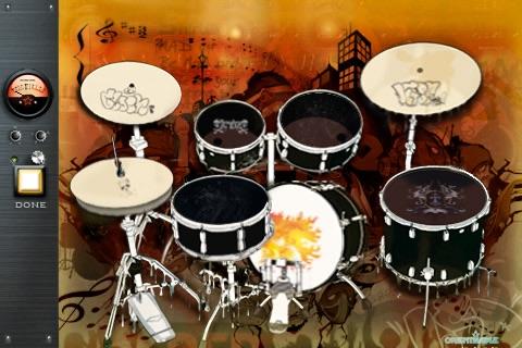 Drum Player 3 Free screenshot-3