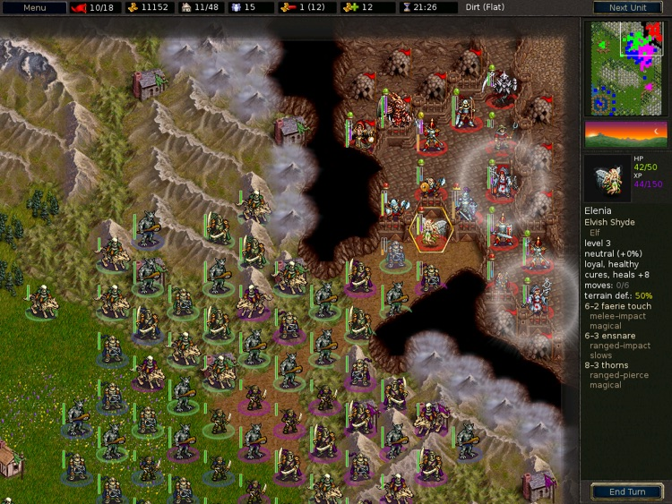 Battle for Wesnoth HD