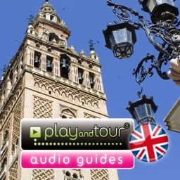 Seville touristic audio guide (english audio)