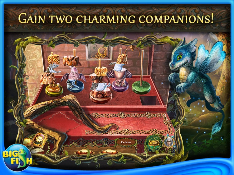 Revived Legends: Road of the Kings HD - A Hidden Objects Adventure