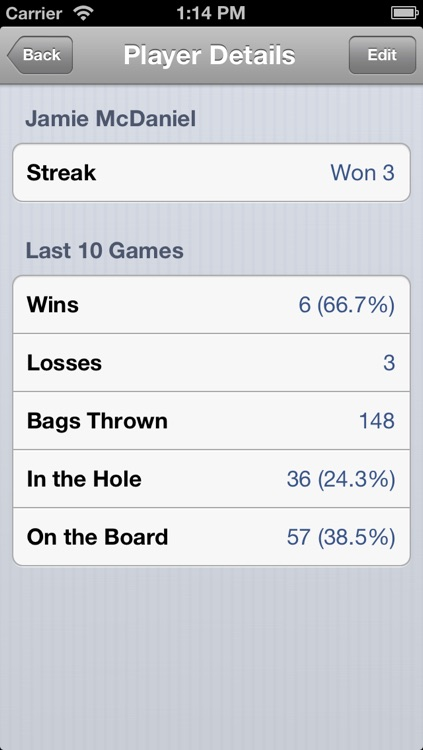 Cornhole Easy Score screenshot-4