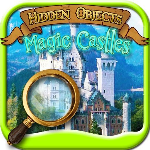 Hidden Objects: Magical World Castles