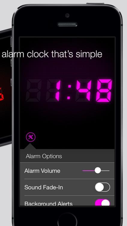 Alarm Tunes - Music Alarm Clock screenshot-4