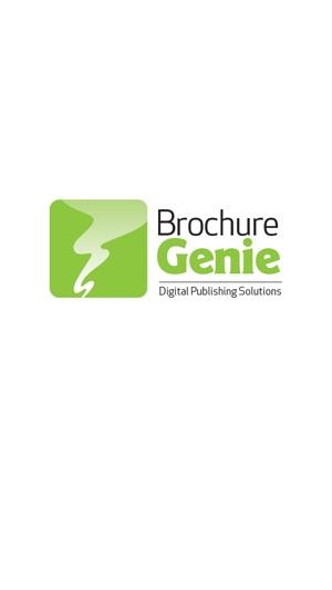 Brochure Genie  on the App Store