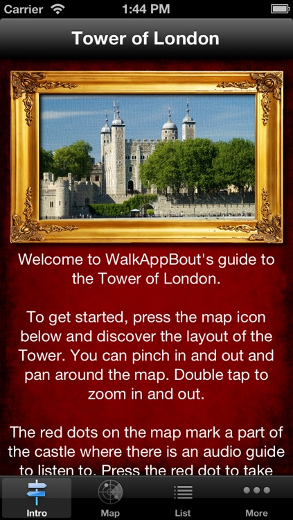 Tower of London Audio Guide & Map screenshot-0