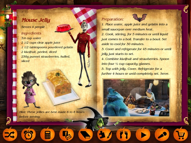 Hotel Transylvania Movie Booklip Deluxe screenshot-4