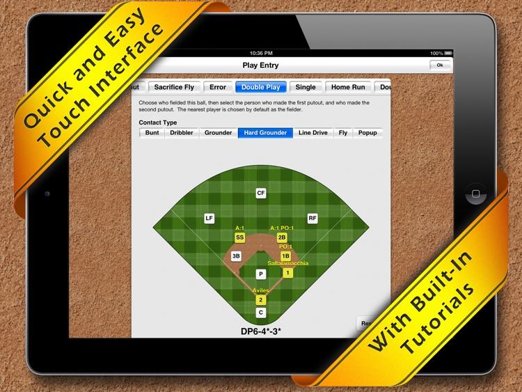 Baseball Stat Tracker