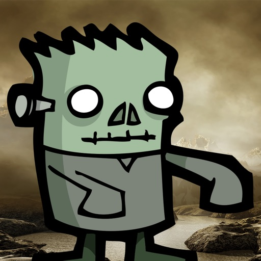 A Little Frankenstein: Haunted Halloween Spooky Adventure Game icon