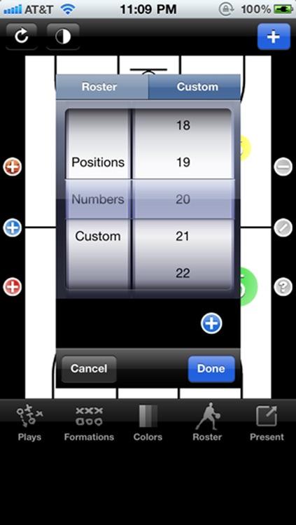 Basketball Coach Pro screenshot-3