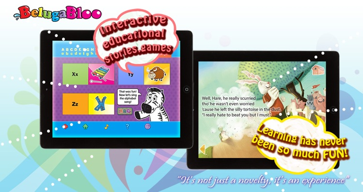 BelugaBloo Kids Bookstore screenshot-4