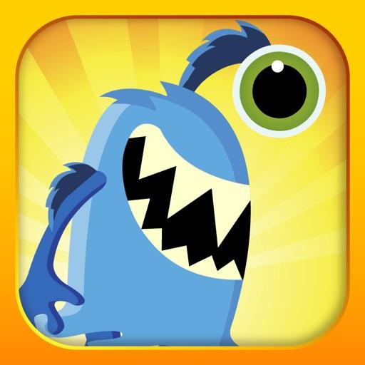 Monster Jump Dash Impossible Splash and Halloween Blitz iOS App