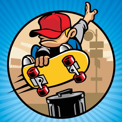 Jumpy Tap Skater - Awesome Alex