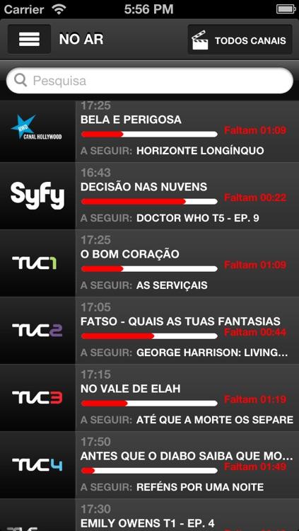 GUIA TV screenshot-3