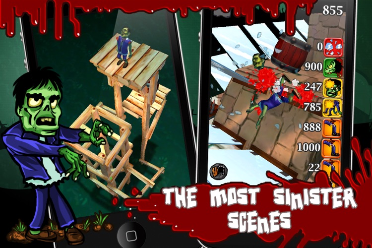 Push the Zombie screenshot-2