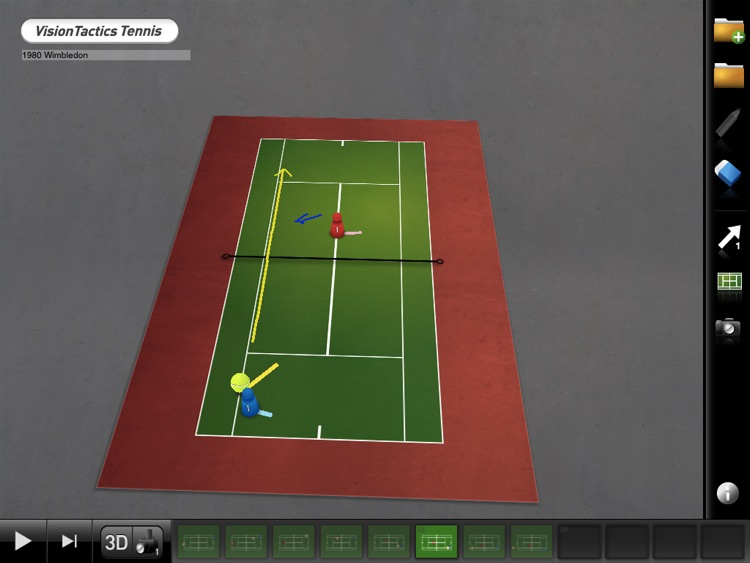 VisionTactics Tennis screenshot-1