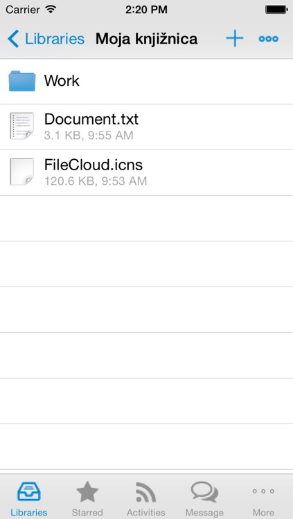 File Cloud - File Sharing and Syncing screenshot-4