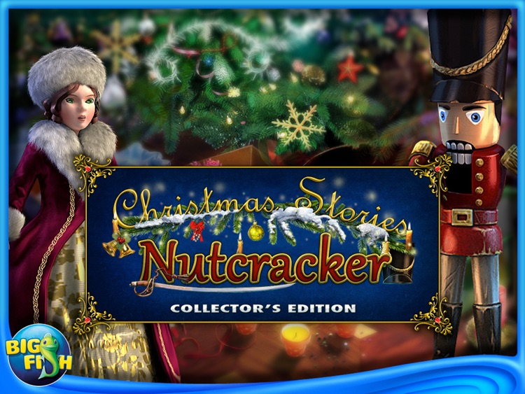 Christmas Stories: Nutcracker Collector's Edition HD screenshot-0