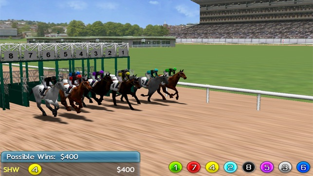 Virtual Horse Racing 3D Lite on the App Store