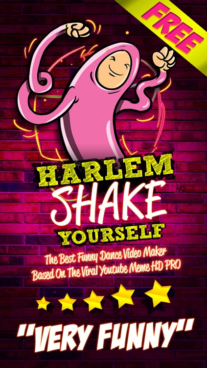 Harlem Shake Yourself! The Best Funny Dance Video Maker screenshot-0