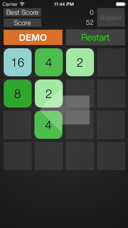Suggest 2048 - hooked on number puzzle!