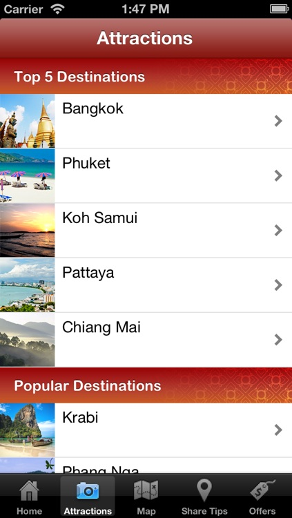 Thailand Travel by DiscoveryThailand.com
