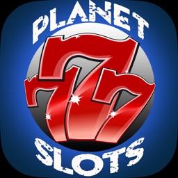 Planet Slots - Hot Action Machine