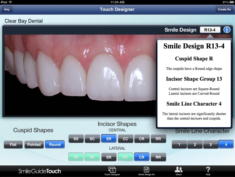 Smile Guide Touch Pro screenshot-1