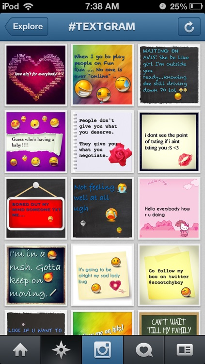 TextPic - Texting with Pic screenshot-4