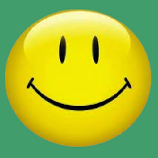 Smiley Bouncing icon