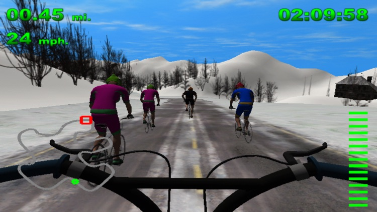 GameFit Bike Race PRO - Exercise Powered Virtual Reality Fitness Game