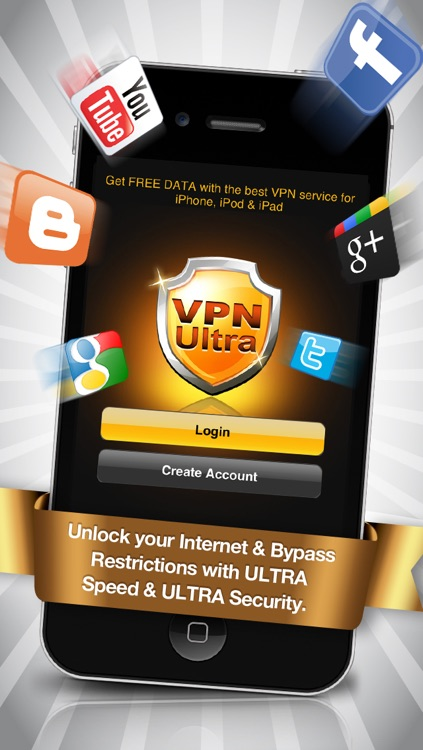VPN ULTRA screenshot-1