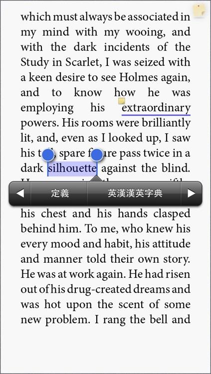 NeoSoar eBooks, PDF & ePub reader screenshot-3